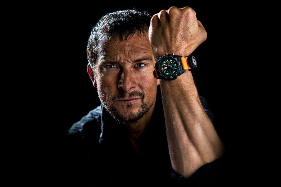Bear Grylls' New Watch Is A Luminox
