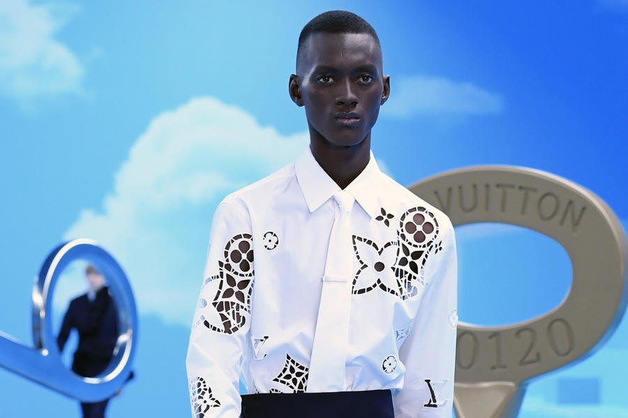 Louis Vuitton's FW20 Show Signals A Tailoring Resurgence