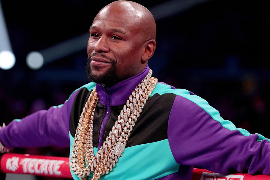 Floyd Mayweather Is Trying To Troll His Way Into An MMA Superfight