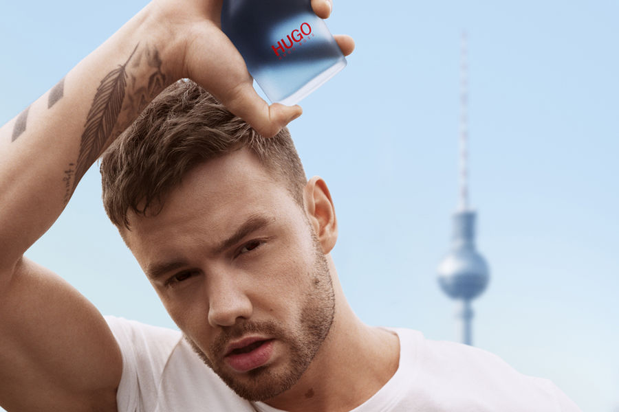 Liam Payne Is The New Face Of HUGO Now