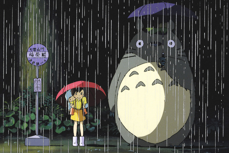 Netflix Is Getting All the Studio Ghibli Movies