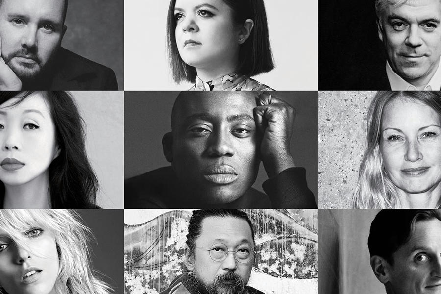 Kim Jones & Takashi Murakami Will Judge The 2020 International Woolmark Prize