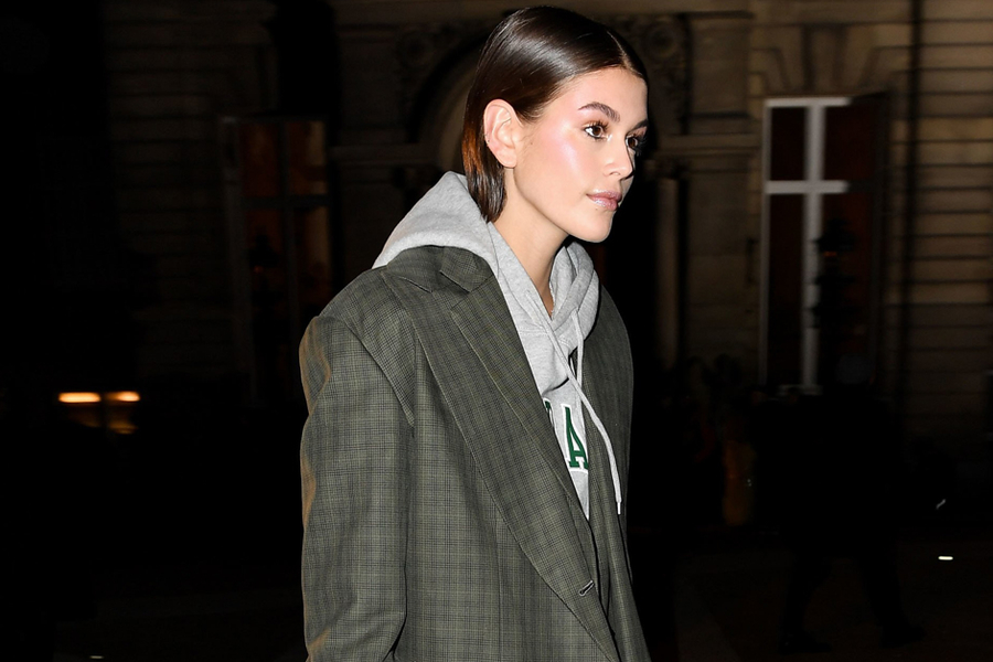 Kaia Gerber Has Righteous Dad Style