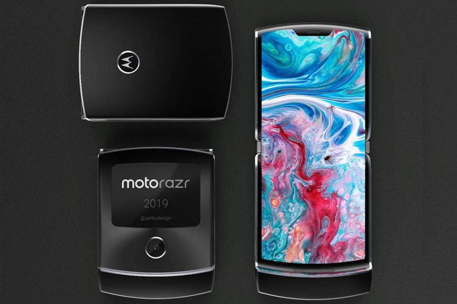 The Iconic Motorola Razr Finally Has A Release Date