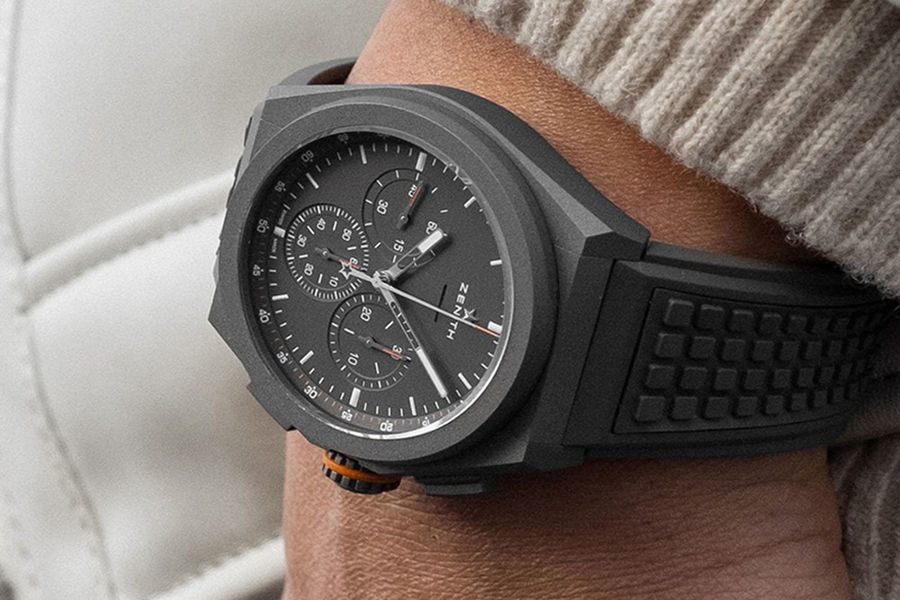 Introducing The Zenith Defy 21 Land Rover Defender Edition