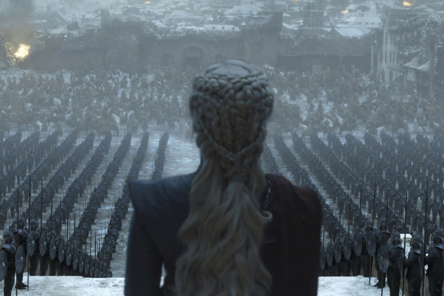 George R. R. Martin Plans To Mop Up The Mess Of GOT's Final Season This Year