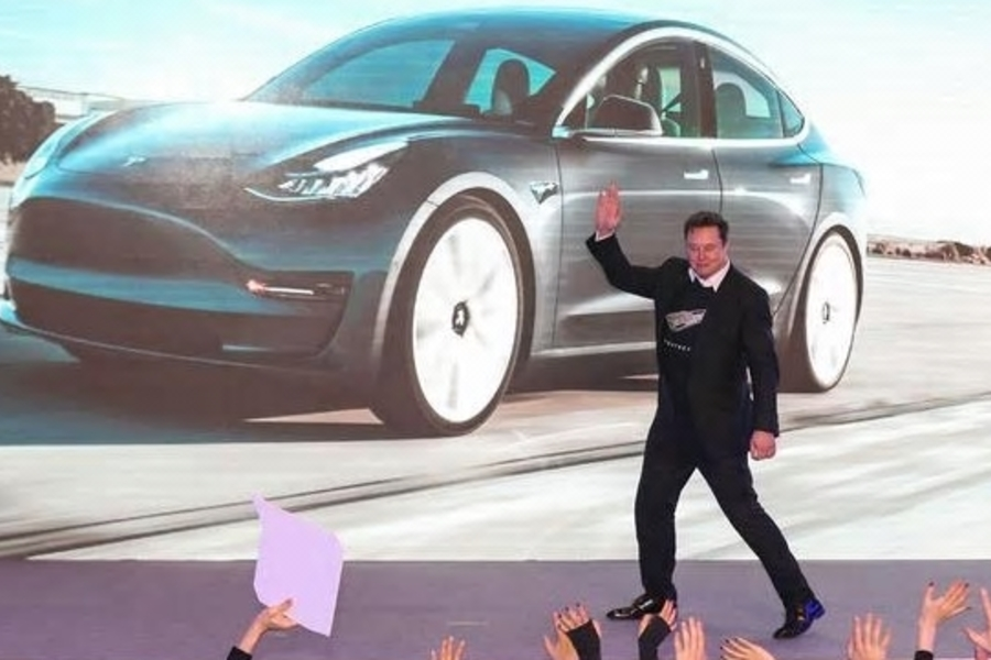Tesla Just Became The World's Second Most Valuable Carmaker