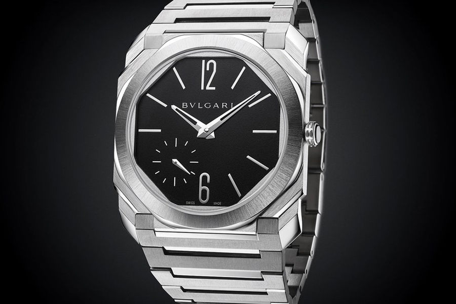 Bulgari Has Just Revealed The World's Thinnest Sports-Luxe Watch