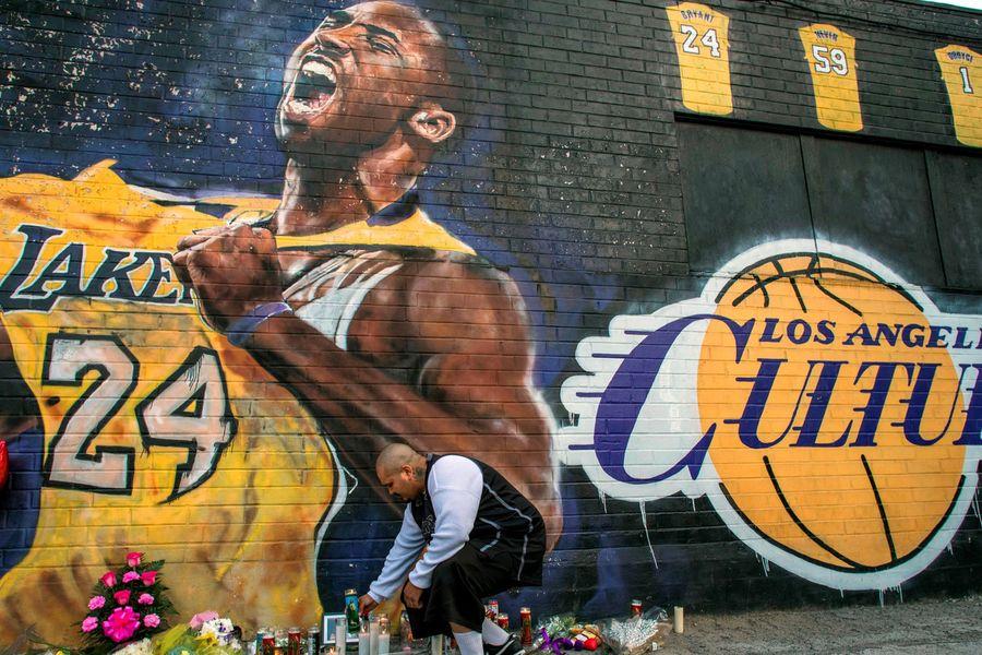 Kobe Bryant Dies At The Age Of 41