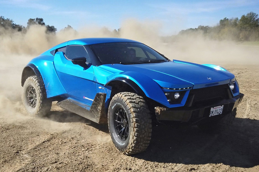 The World's First All-Terrain Supercar Has Roots In The UAE
