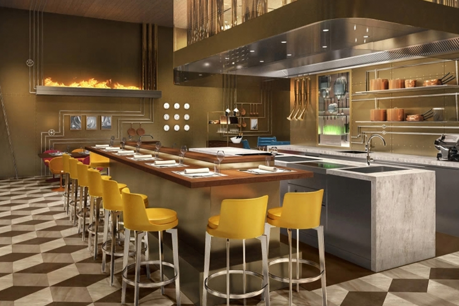 Louis Vuitton Is Set To Open Its First Restaurant Next Month