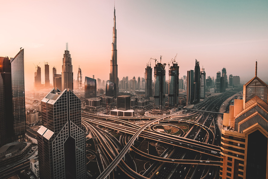 Dubai Is The Third Most Instagrammable Place In The World