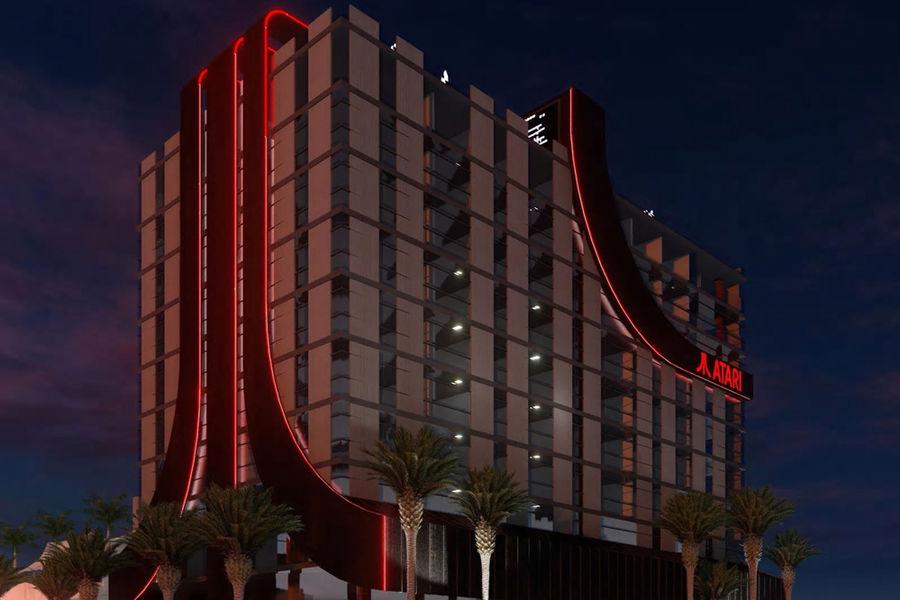Remember Atari? It's Back, In Hotel Form