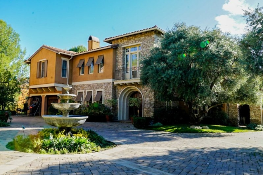 French Montana's $6.6 Million Calabasas Mansion Is Up For Sale