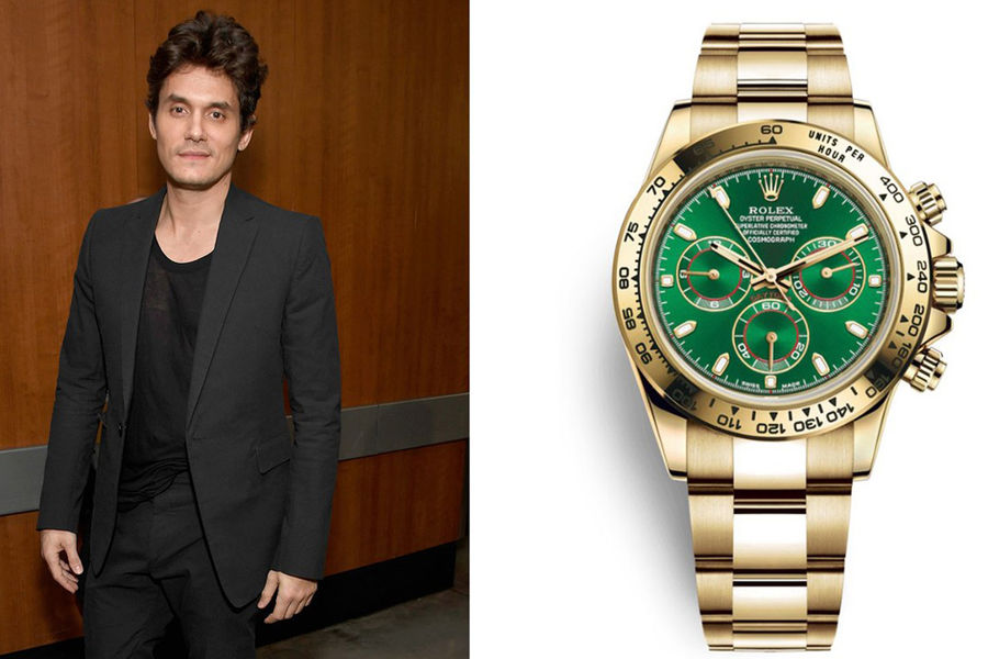 How John Mayer Became The Watch World's Most Influential Collector