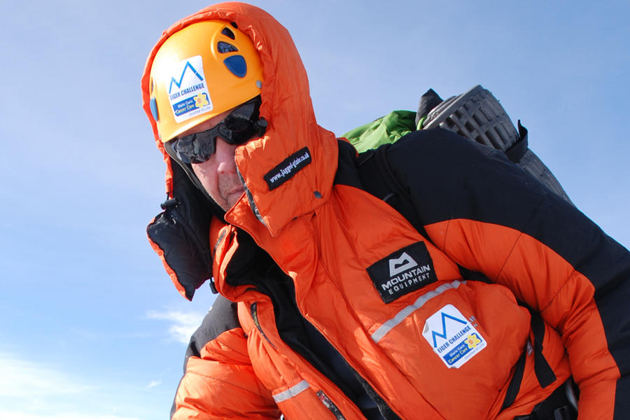 Scaling Everest, Breaking Records, And Getting Kicked Out Of The SAS