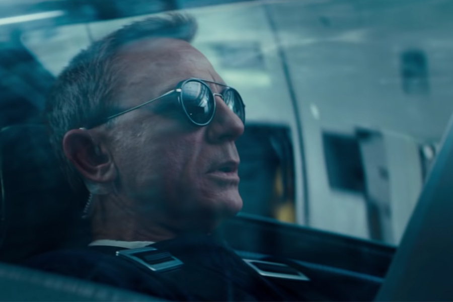 Watch The No Time To Die Super Bowl Spot