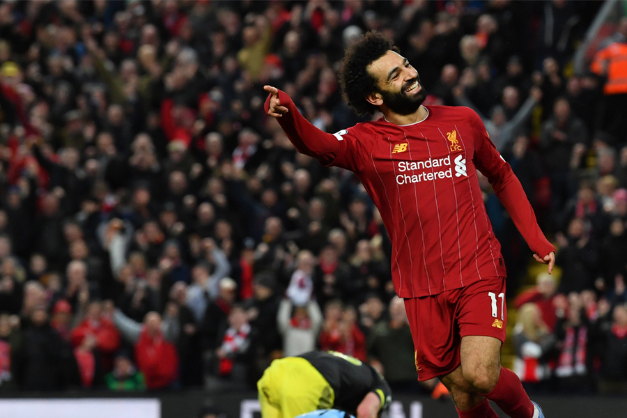 Mohamed Salah is Set to Become Liverpool's Premier League Record Goal Scorer