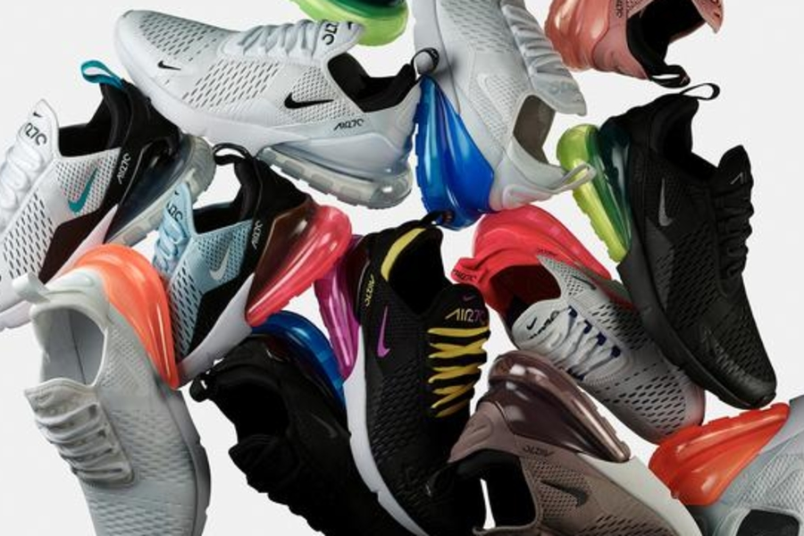 These Were The World's Best-Selling Sneakers In 2019