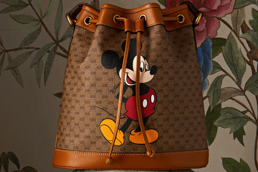 How Gucci Embraced The Biggest Mouse In The Business