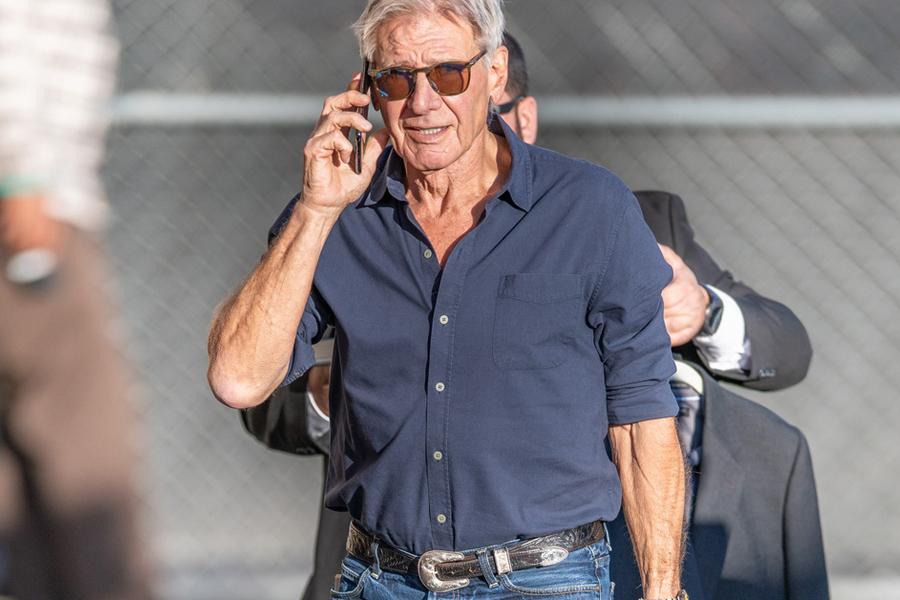 Harrison Ford Is Still Killing It