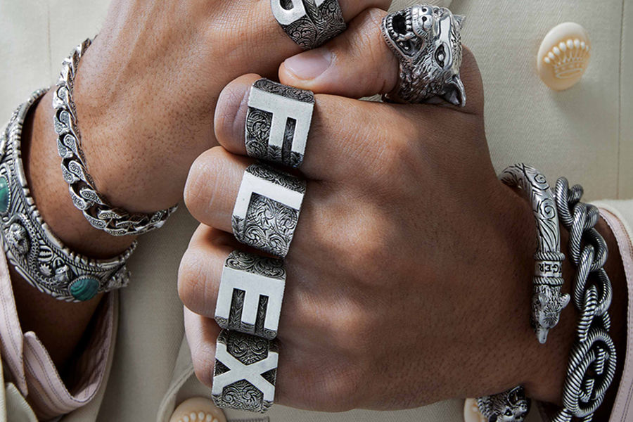 Jewellery For Men: Show Your Metal