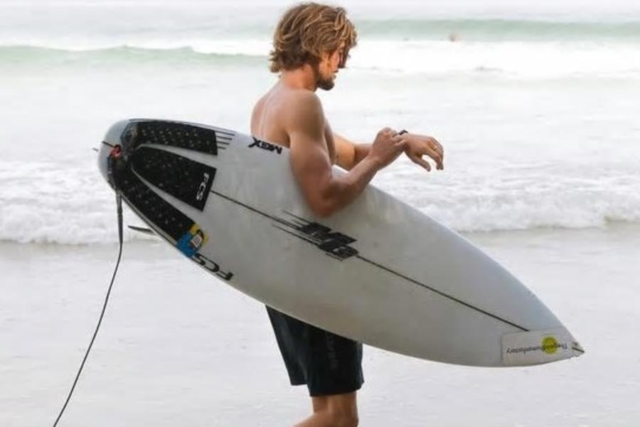 Swell Season: How The Apple Watch Conquered Surfing