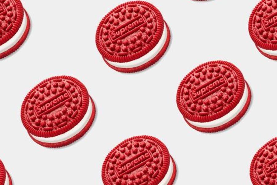 Supreme's SS20 Accessories Drop Is Here, And Features Actual Oreos