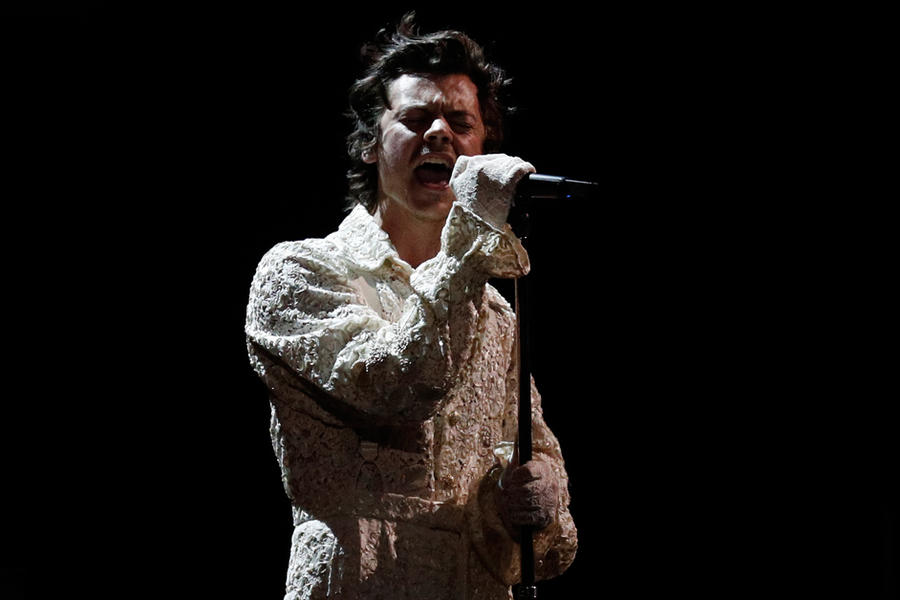 Harry Styles, Stormzy And The Best-Dressed Men At The 2020 Brit Awards