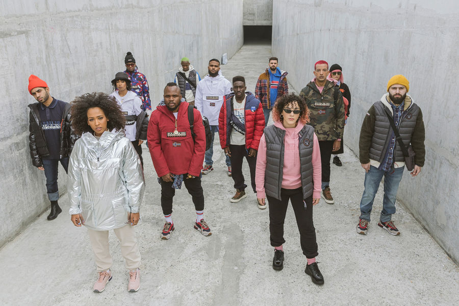 Casualwear Brand Napapijri Reveals 14 Dubai Influencers