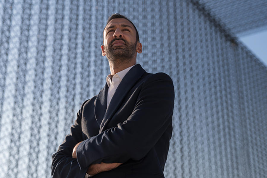 Meet One Of The Men Behind The Expo 2020 Dubai