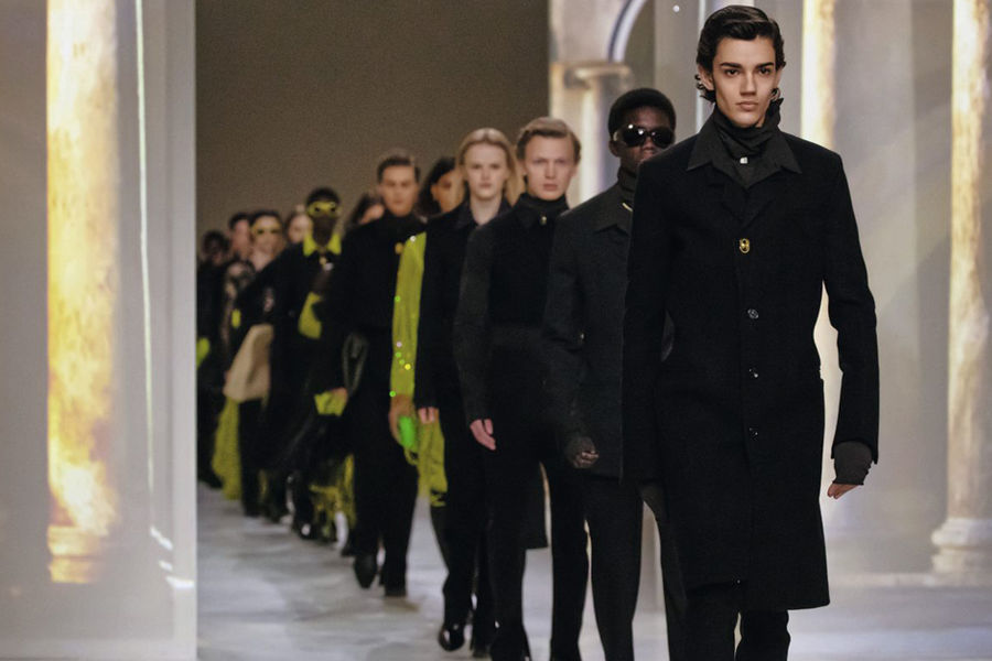 Bottega Veneta Gets Confident For Fall 20