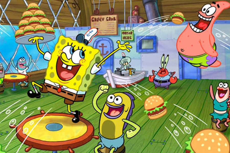 A SpongeBob Prequel Is In The Works Starring The OG Voice Cast