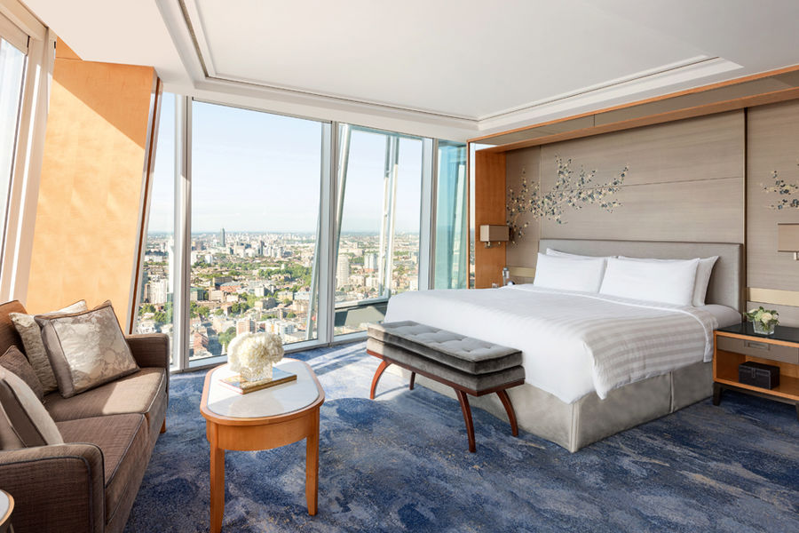 Five Reasons You Should Stay At The Shard This Weekend