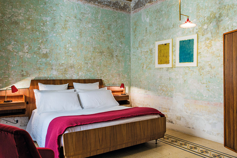 This Hotel Will Make You Feel Like A True Roman