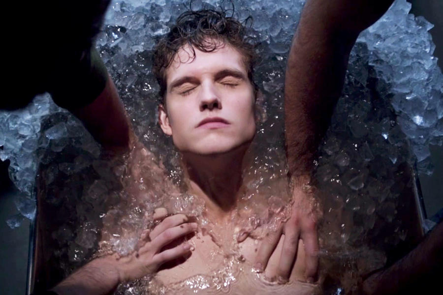 Why Dousing Yourself In Cold Water Could Make You Fitter And Happier