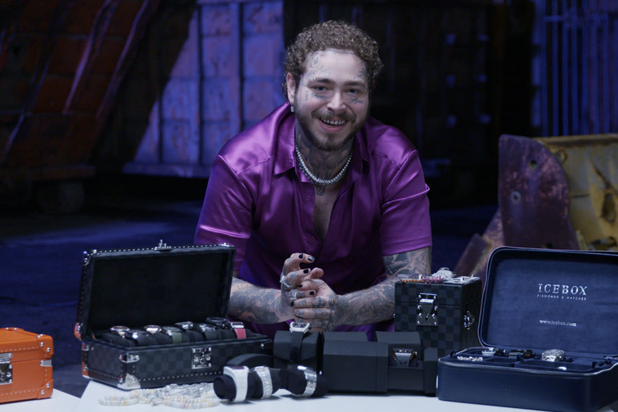 Post Malone Bought An Insanely Expensive Watch To Brag About It