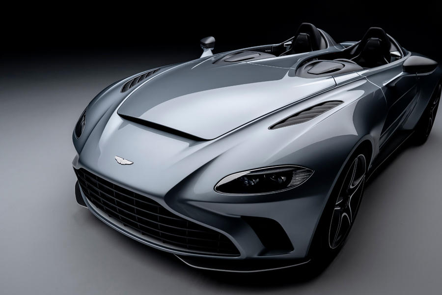 Aston Martin Take To The Sky With The New V12 Speedster
