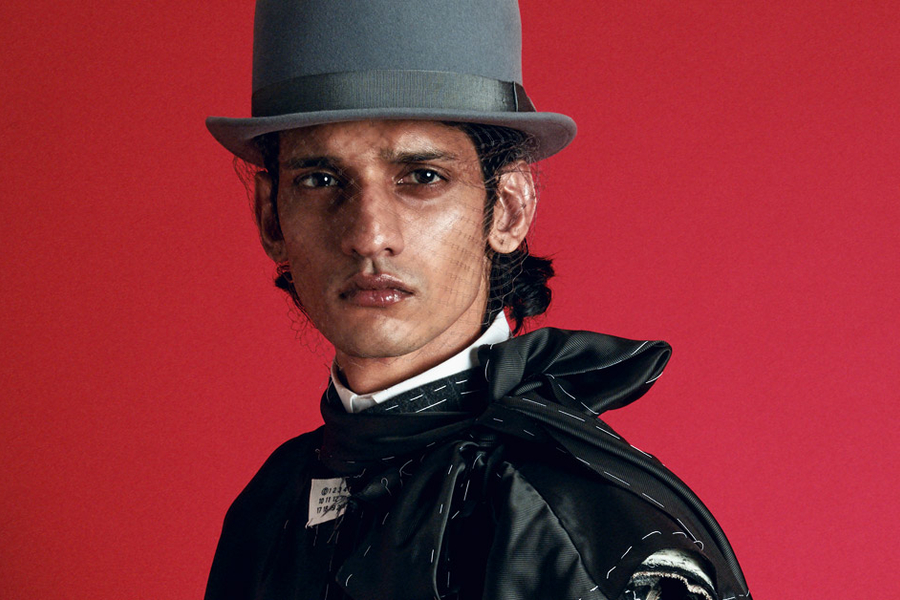 John Galliano Would Like A Moment Of Your Time