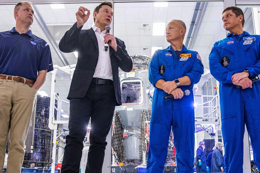 Tours To Space Could Take Place As Early As 2021, But Will Cost You $55M