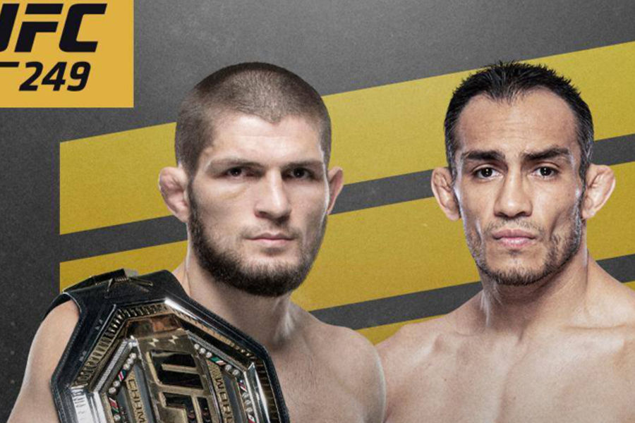 UFC 249: Abu Dhabi And Saudi Arabia Ruled Out As Khabib Confirms He Won't Fight