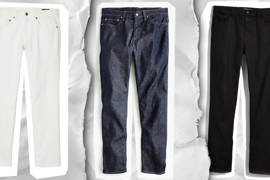 The Best Athletic Fit Jeans for Guys With Big Thighs