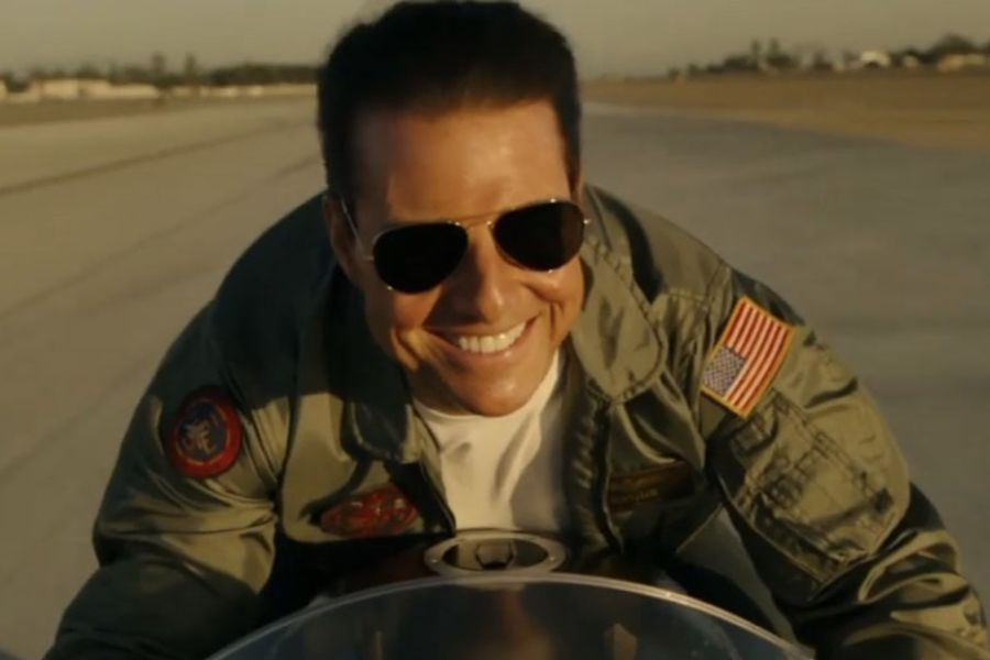 Tom Cruise's Top Gun: Maverick Sunglasses Can Be Our Wingman Anytime