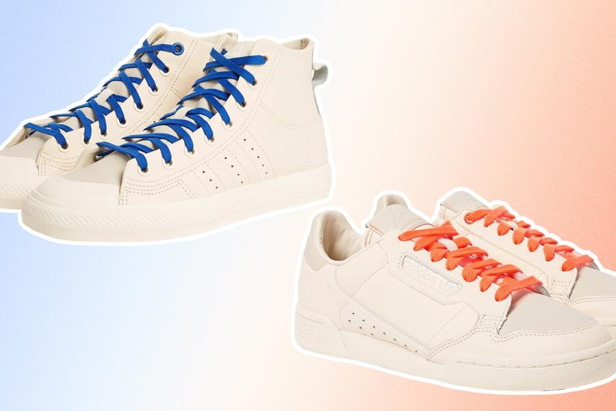 Let Pharrell's New Adidas Sneakers Kickstart Your Spring Wardrobe