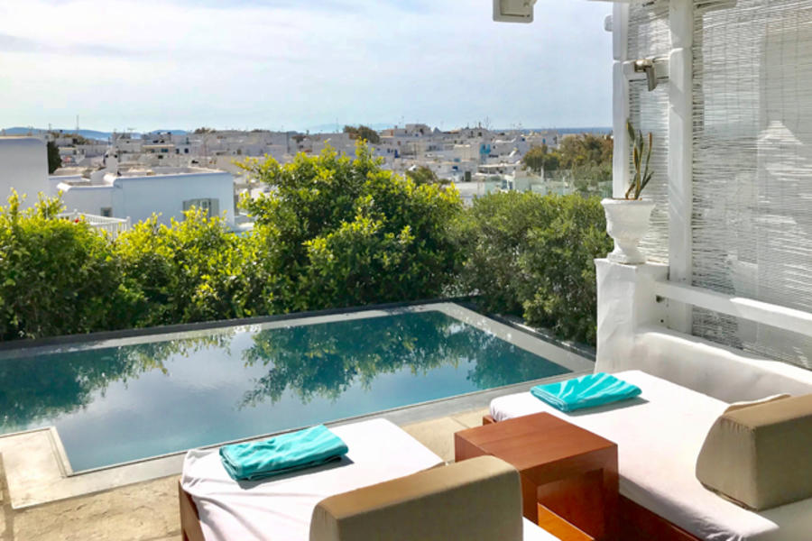 Plan A Dream Summer Holiday At The Belvedere Hotel, Mykonos