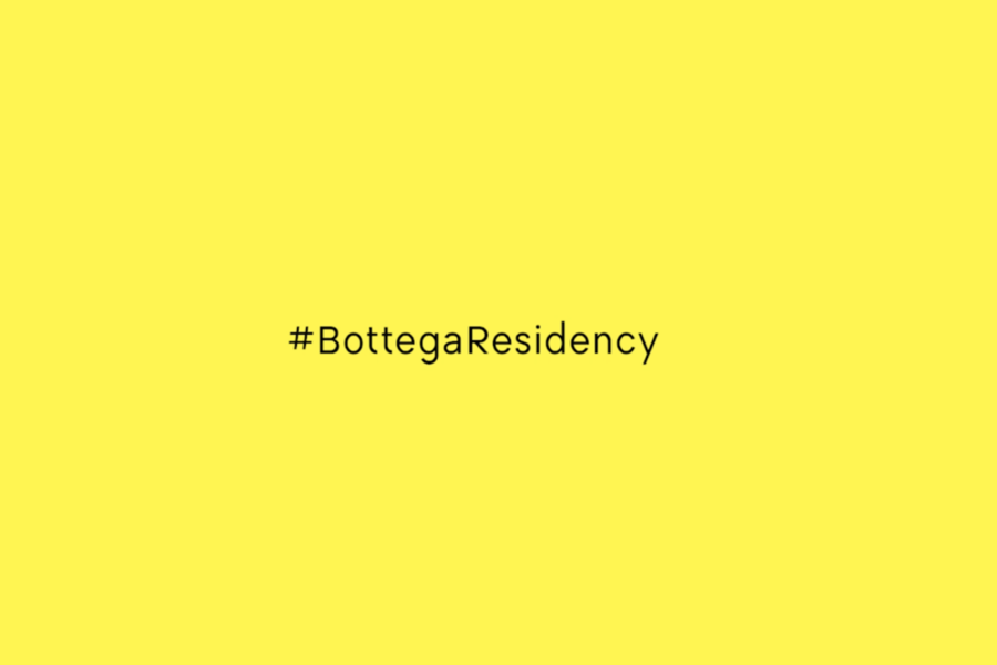 Bottega Veneta Launch A Virtual Residency