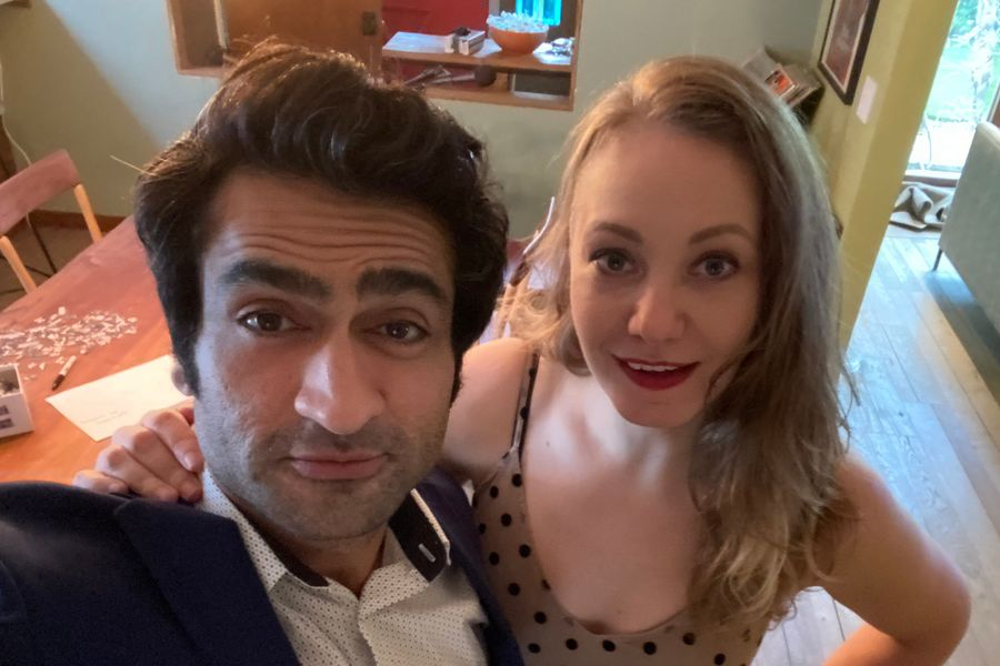 Kumail Nanjiani And Emily V. Gordon Have Some Experience With This