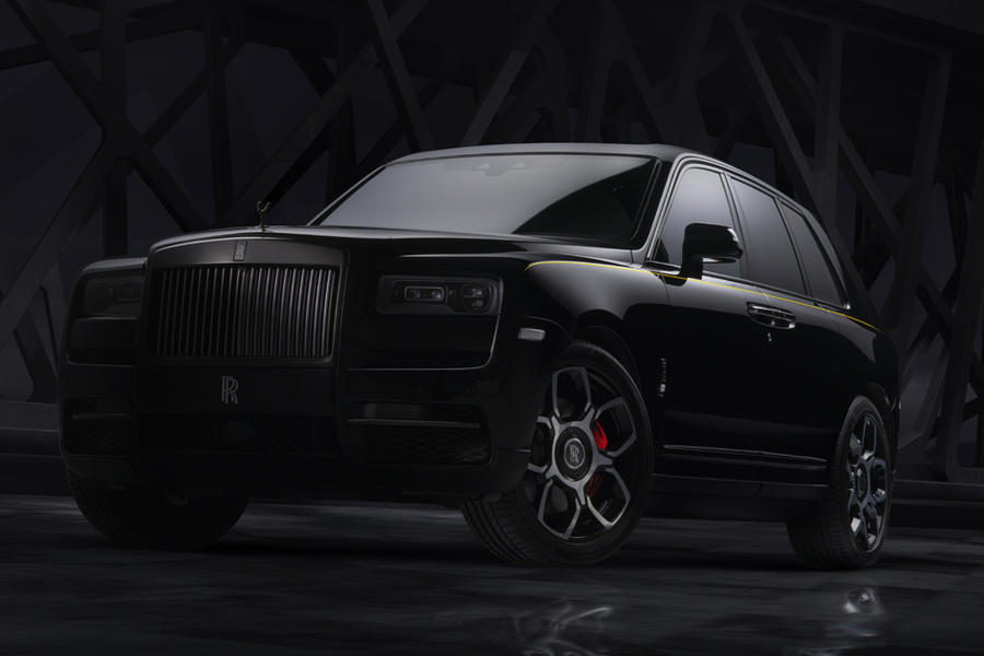 The Rolls Royce Cullinan Is A Rough-Cut Diamond