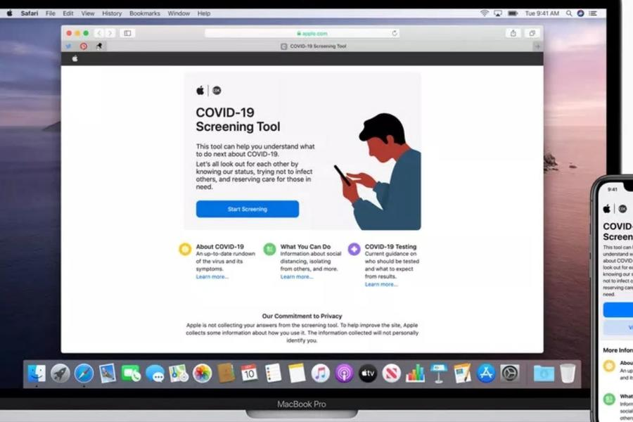 Ask Siri: Apple Have Launched A COVID-19 Screening App And Website