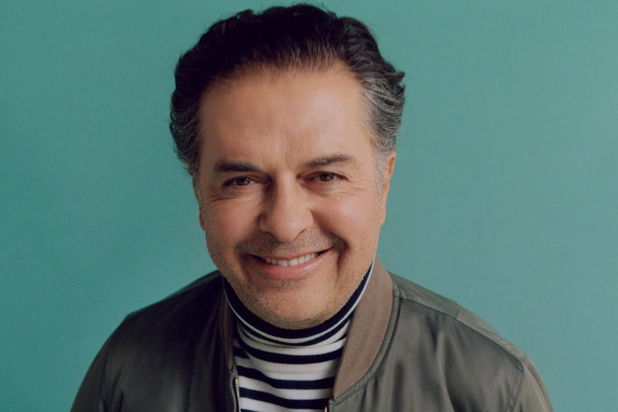 Ragheb Alama Wants You To Stay Positive
